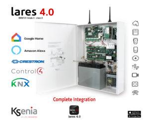Lares 4.0 Kompletna integracija